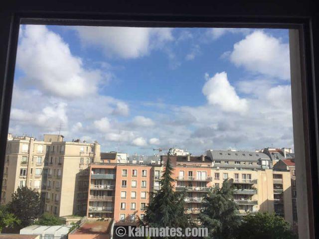 محمد دحو ، فندق ميديان ، باريس ، المقاطعة 17