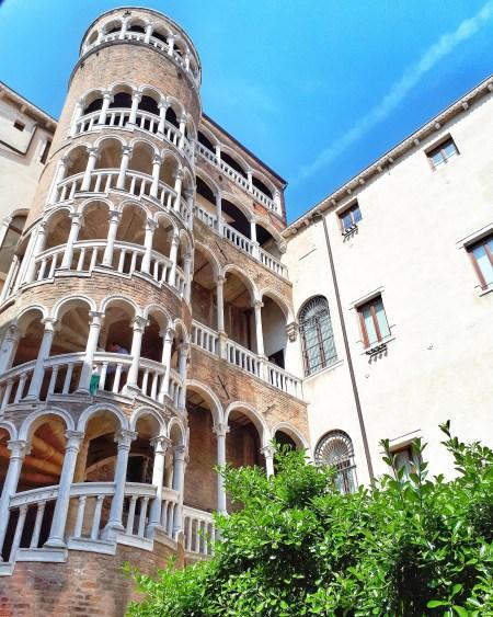 Scala Contarini del Bovolo - Venezia