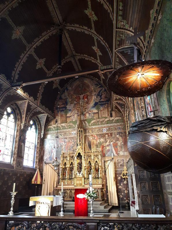 Bruges Chiesa del Sacro Sangue