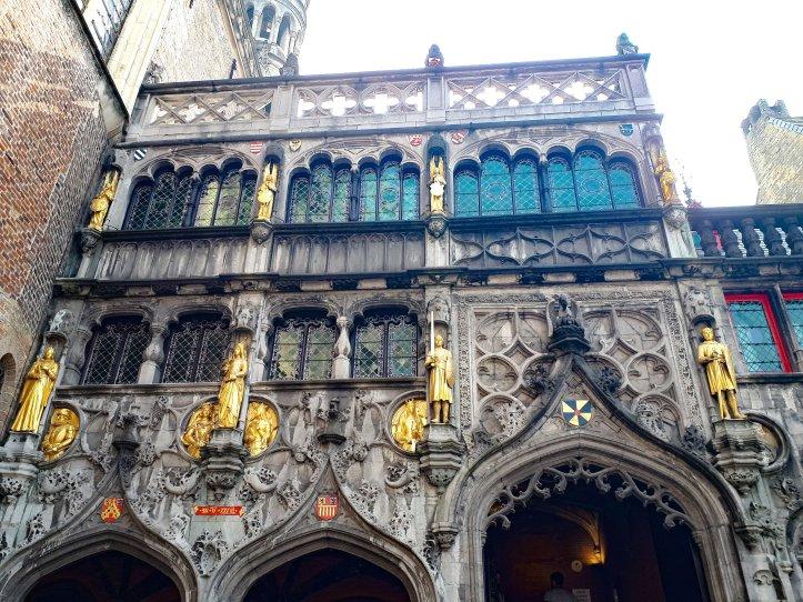 Chiesa del Sacro Sangue - Bruges
