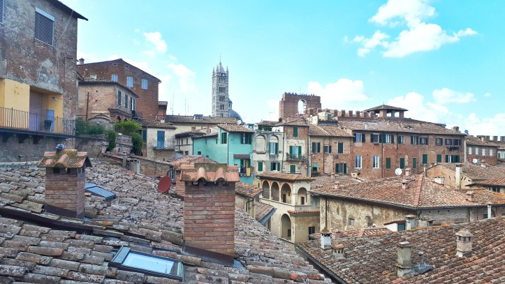 Siena panorama - 2