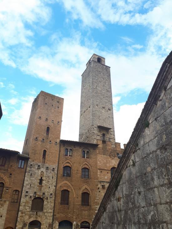 Torri San Gimignano