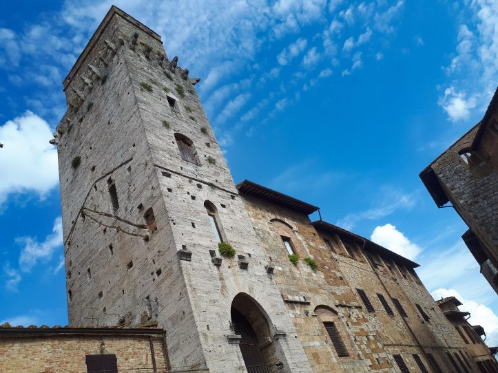 Torri San Gimignano - 2