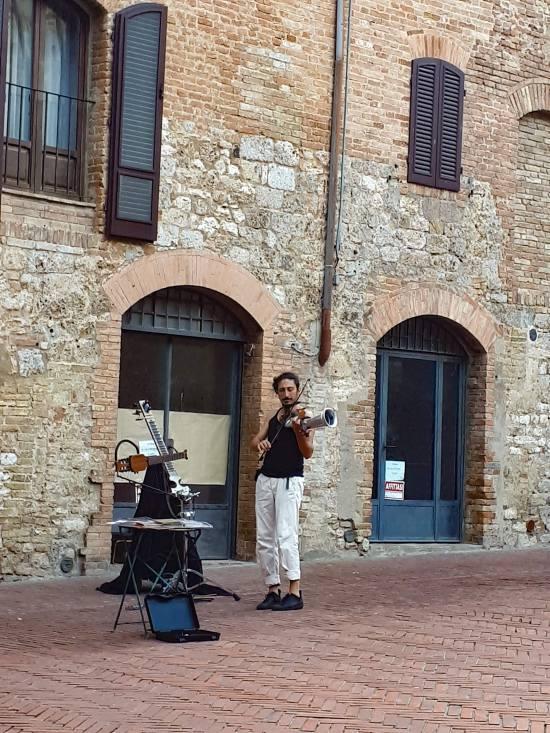 Simone Solazzo _ San  Gimignano