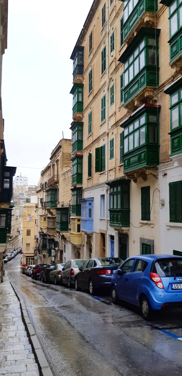 Malta gallarija