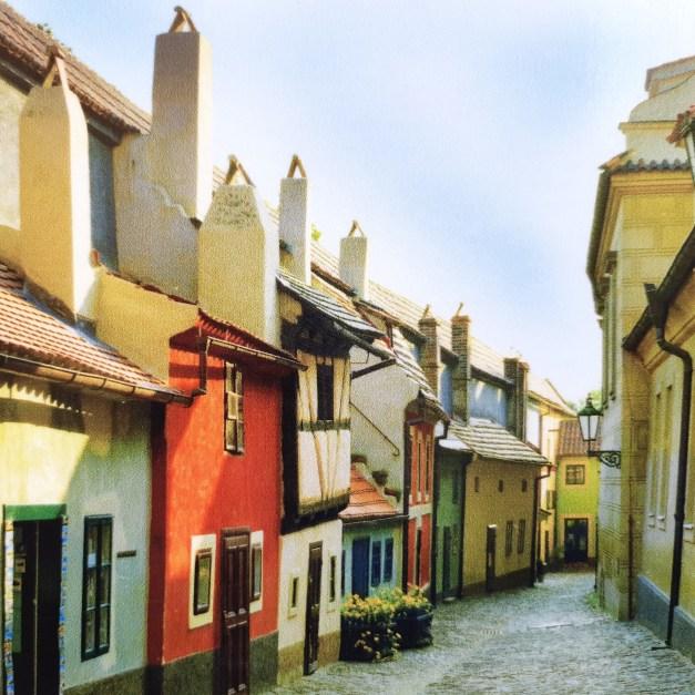 Vicolo d'oro - Praga