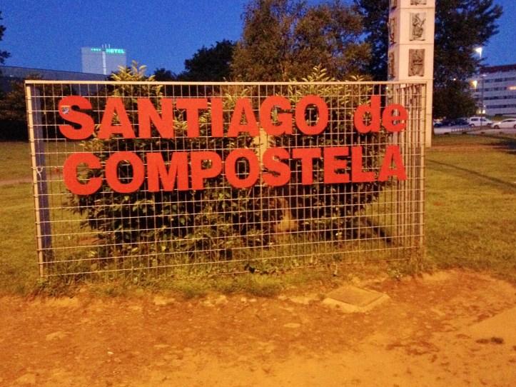 Cammino Francese Leon Santiago - 17-01-01