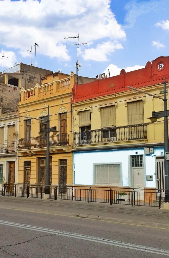 Barrio El Cabanyal - Valencia -2