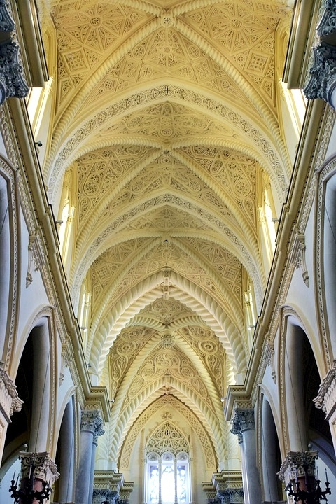 Erice Duomo - interni