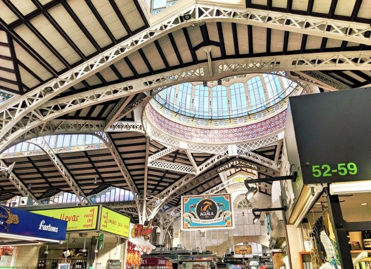 Valencia - centro storico - mercado central - 5