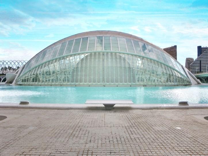 Valencia - Città delle Arti e delle Scienze - 17