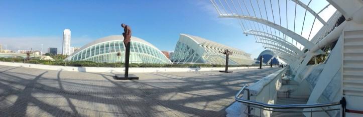 Valencia - Città delle Arti e delle Scienze - 3