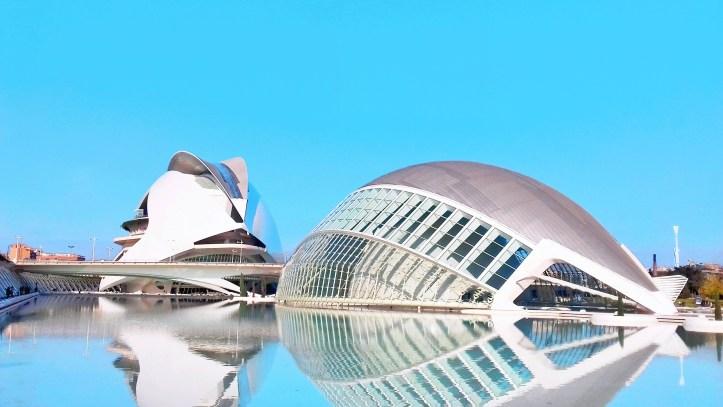 Valencia Città delle Arti e delle Scienze