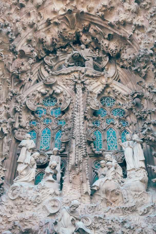 facciata-della-natività-Sagrada-Familia