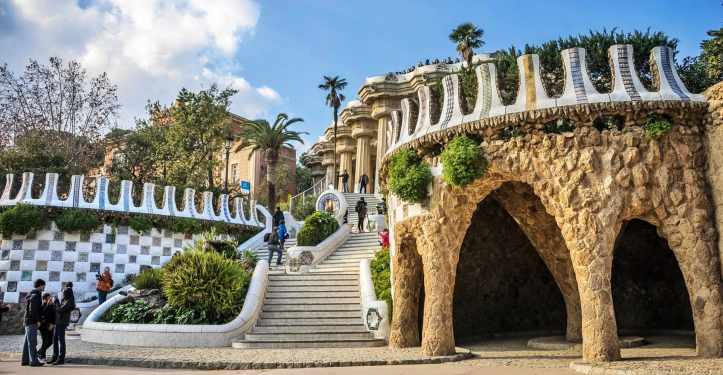 Park-Guell-Barcellona