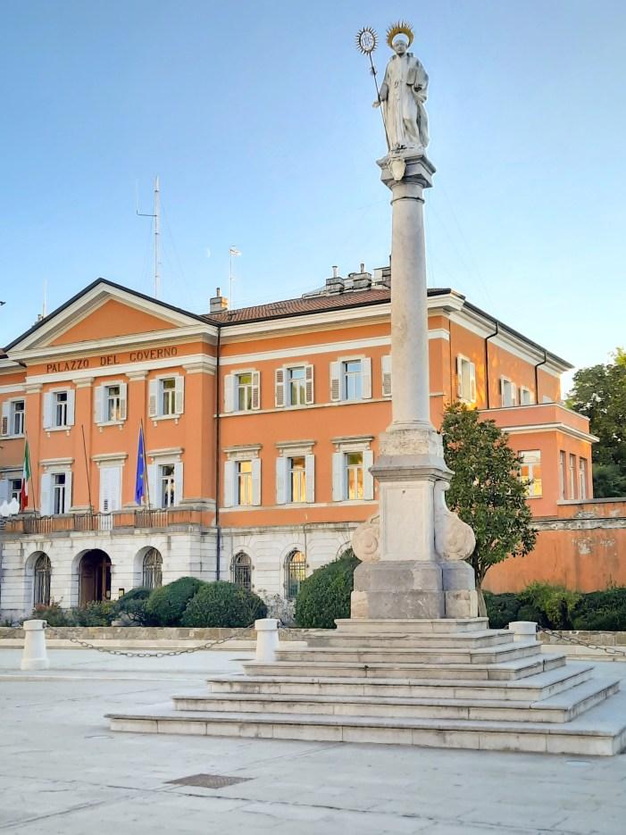 Statua-di-Sant-Ignazio- Casa-Torriana-Gorizia