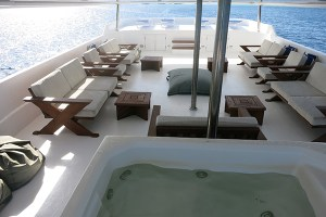 live aboard luxury