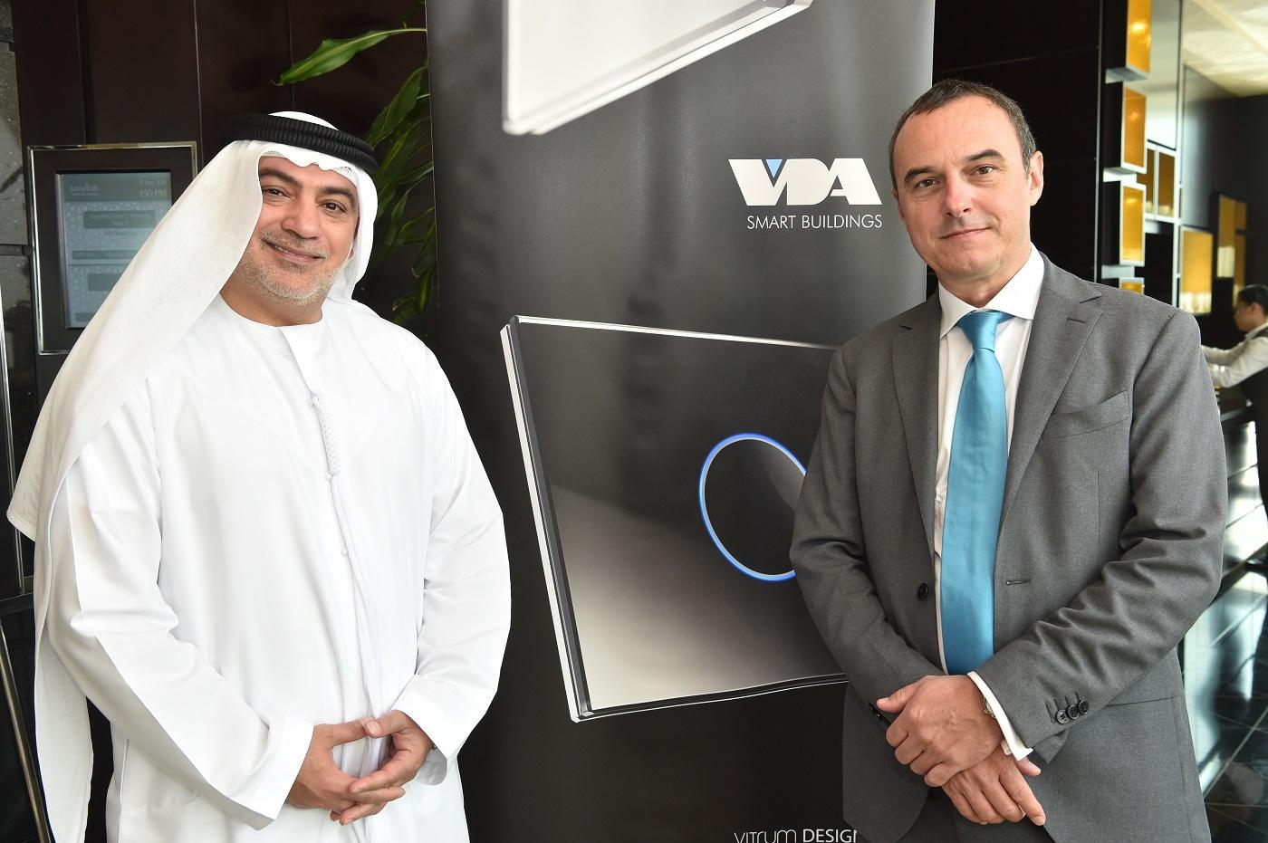 VDA   تقدم الحلول الذكية في قطاعي الضيافة والسكن من خلال ورشة عمل أقامتها في دبي