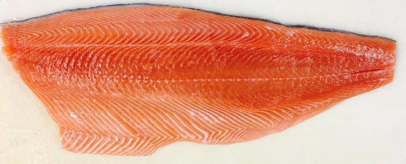 Chinook Salmon Fillet