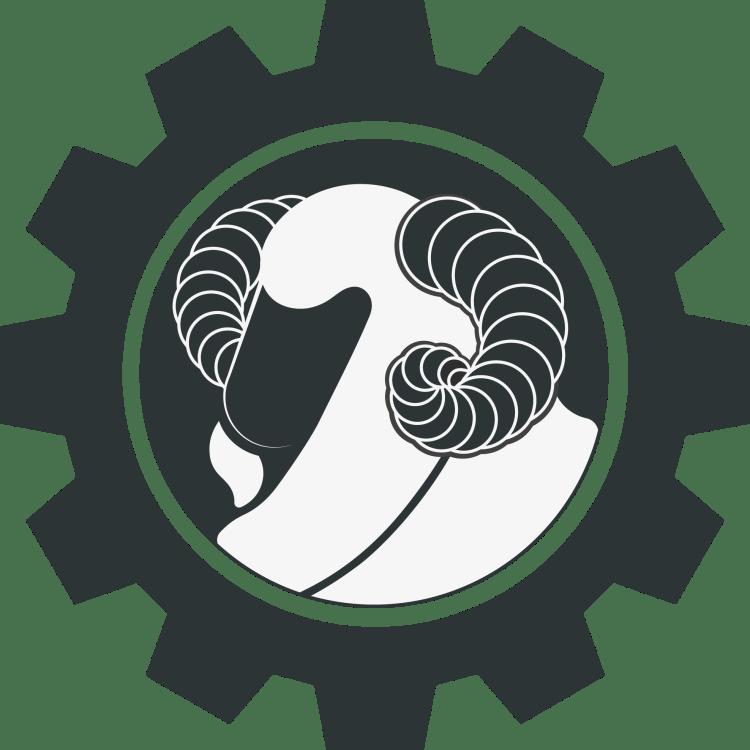 Merino Wool Gear Icon