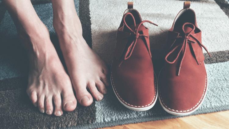 Stinky Feet & Shoes