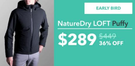 Nature Dry Loft Price