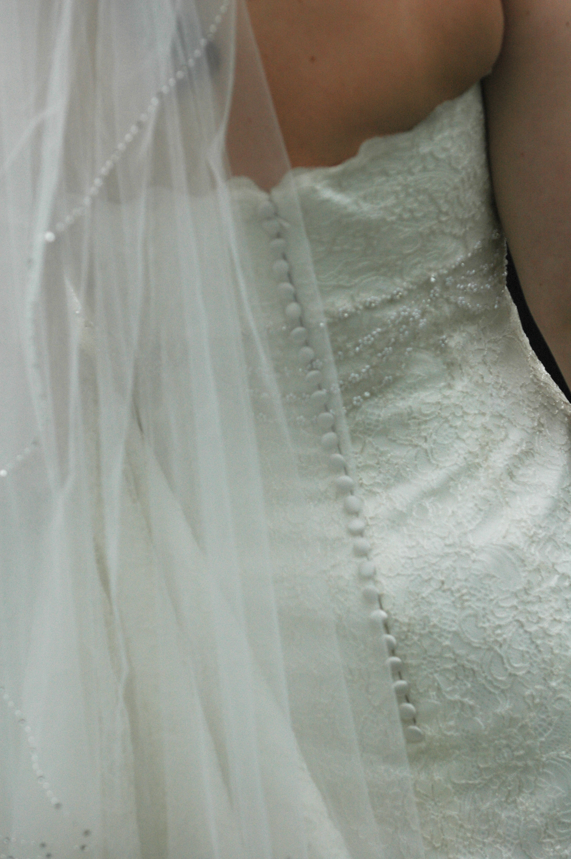 What No One Admits About Wedding Dresses