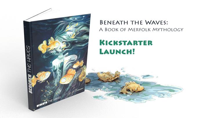 Beneath the Waves Kickstarter