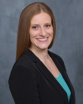 headshot of Dr. Molly Vangorp audiologist