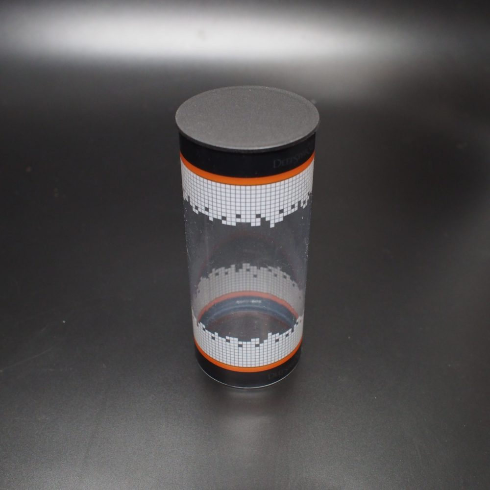 Plastic Cylinder Container