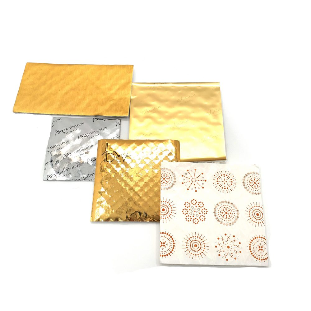 Foiled Paper Cushion Pad