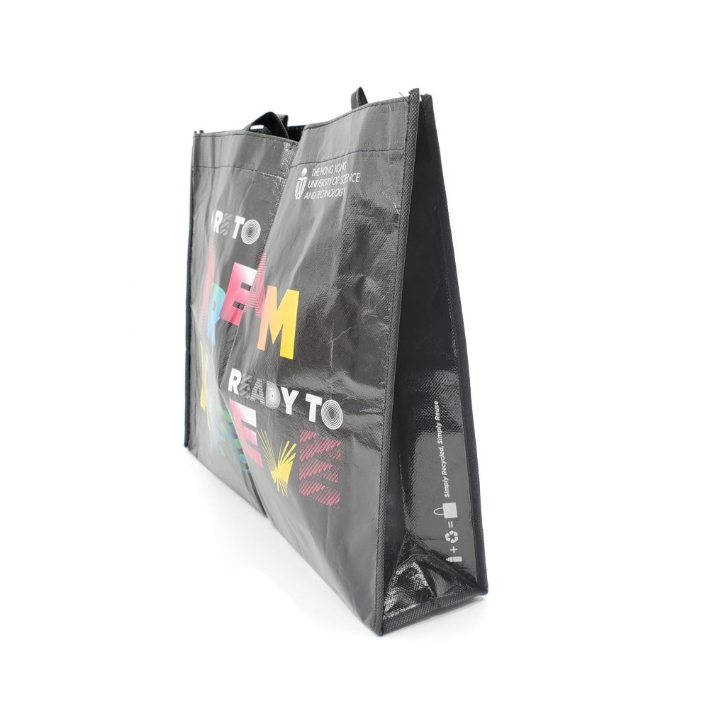 Glossy Coated Non-Woven Conference Bag