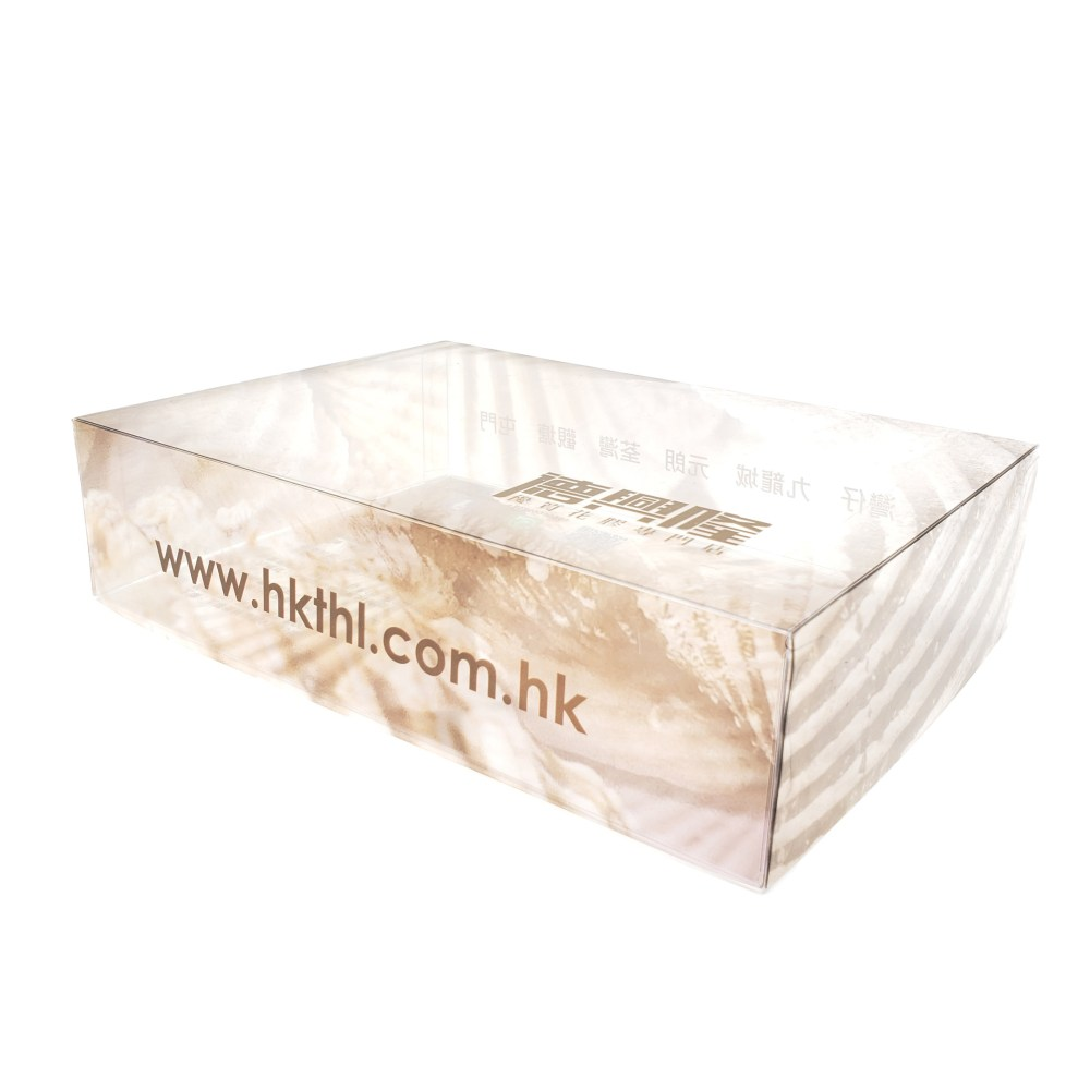 Lid & Case Plastic Box