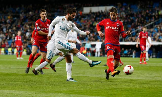 Podcast Real Madrid 2-2 Numancia