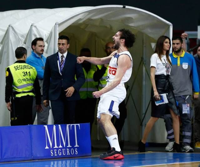 Real Madrid 76-75 Barcelona