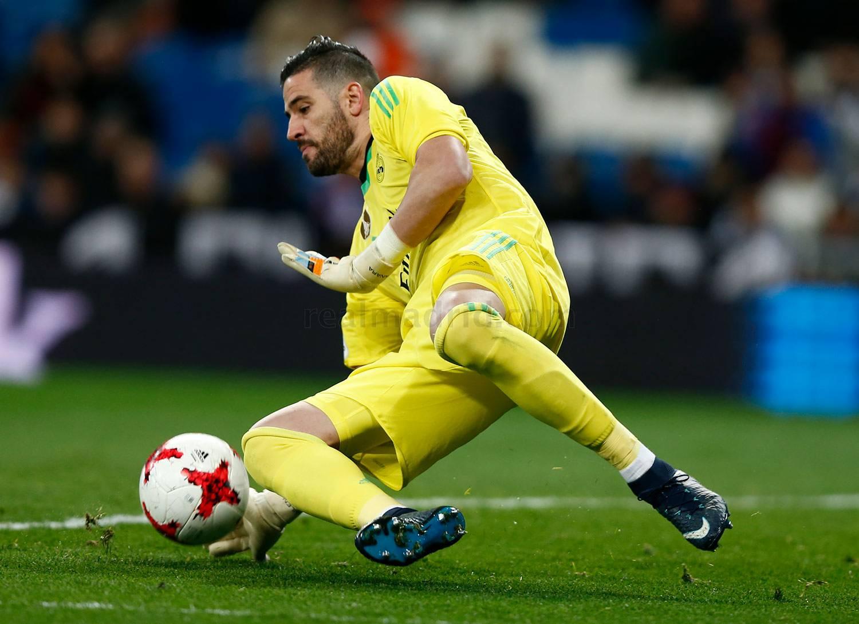 Notas Real Madrid 2-2 Numancia