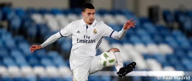 Sestao River 1-0 Real Madrid Castilla