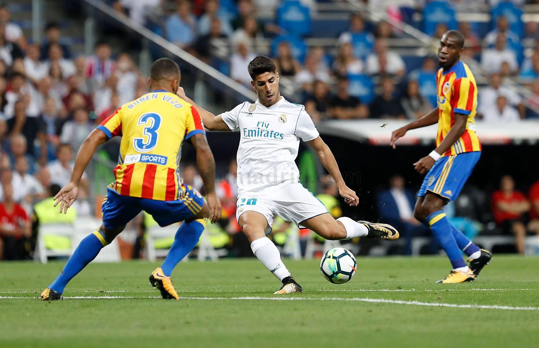 Notas Real Madrid 2-2 Valencia | Jornada 02 Liga Santander
