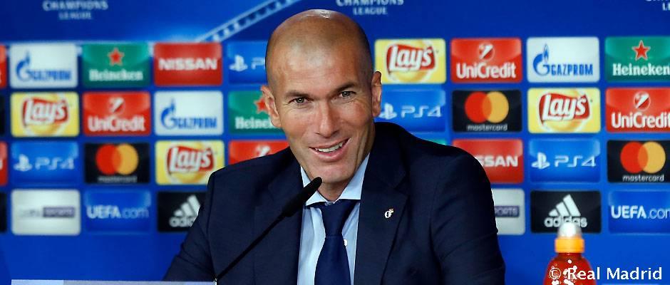 Rueda de prensa Real Madrid 3-0 Apoel Nicosia