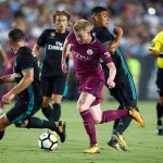 Crónica: Manchester City 4-1 Real Madrid | Pretemporada