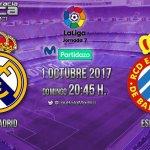Previa Real Madrid-Espanyol | Jornada 07 Liga Santander