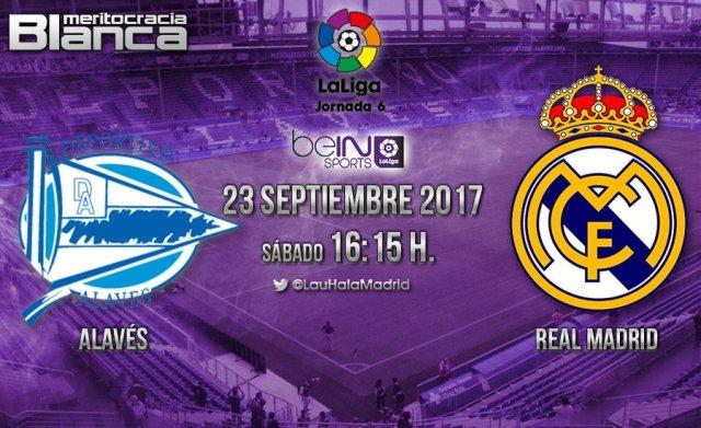 Previa Alavés-Real Madrid