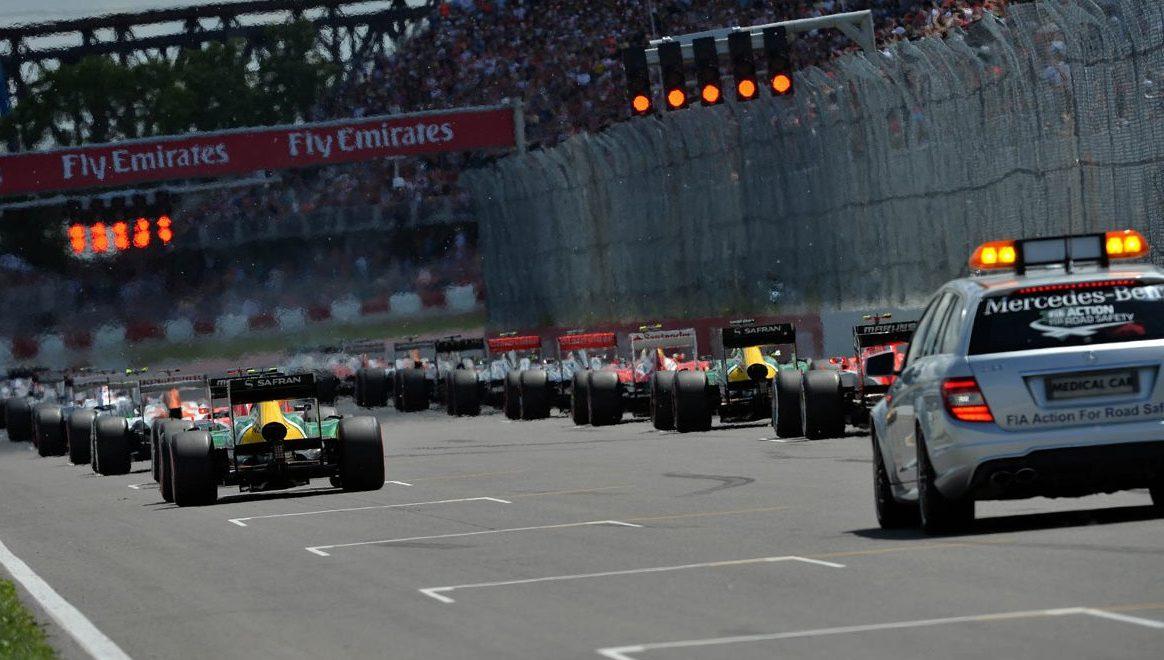 Confirmada la parrilla de salida para el Mundial 2017 de Fórmula