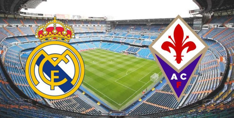 Previa Real Madrid-Fiorentina