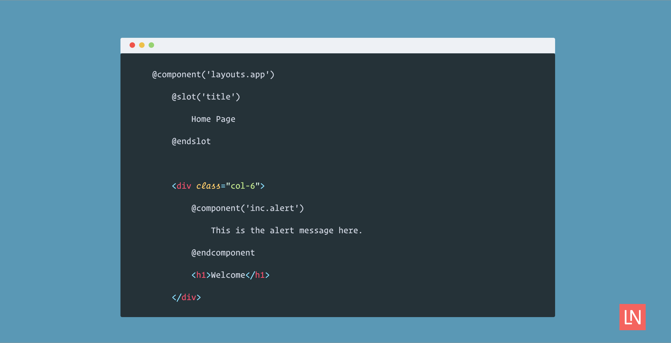 3 Laravel blade directives that will save your time
