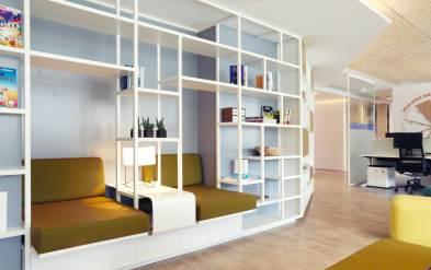 LinkedIn Madrid designed by Il Prisma