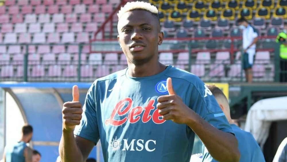 Nigeria Napoli striker