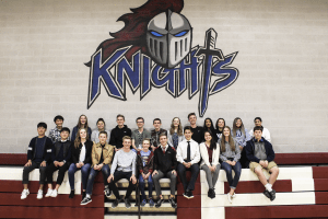 Merit Academy Knights Group Picture