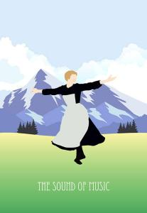 Sound of Music Poster