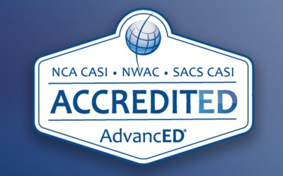 Merit Awarded AdvancED Accreditation for 5 years!